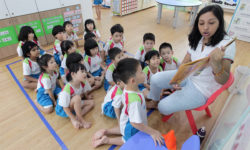singapore child care photo